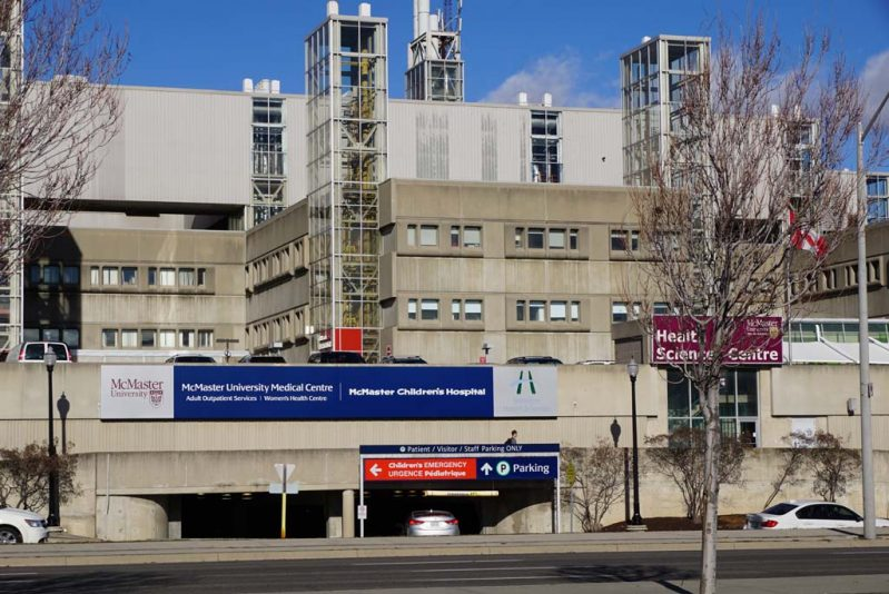 Besseling Mechanical - McMaster University Medical Centre – ER Renovations (Phase 2A)