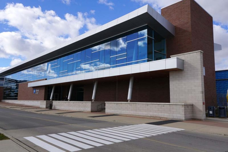 Besseling Mechanical - Niagara College – Student Activity Centre/Athletic Wing/Learning Commons
