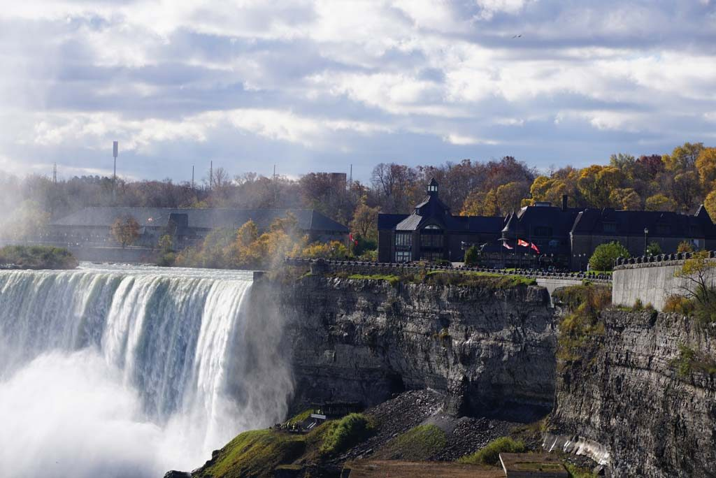 Table Rock Welcome Centre Niagara Falls Besseling