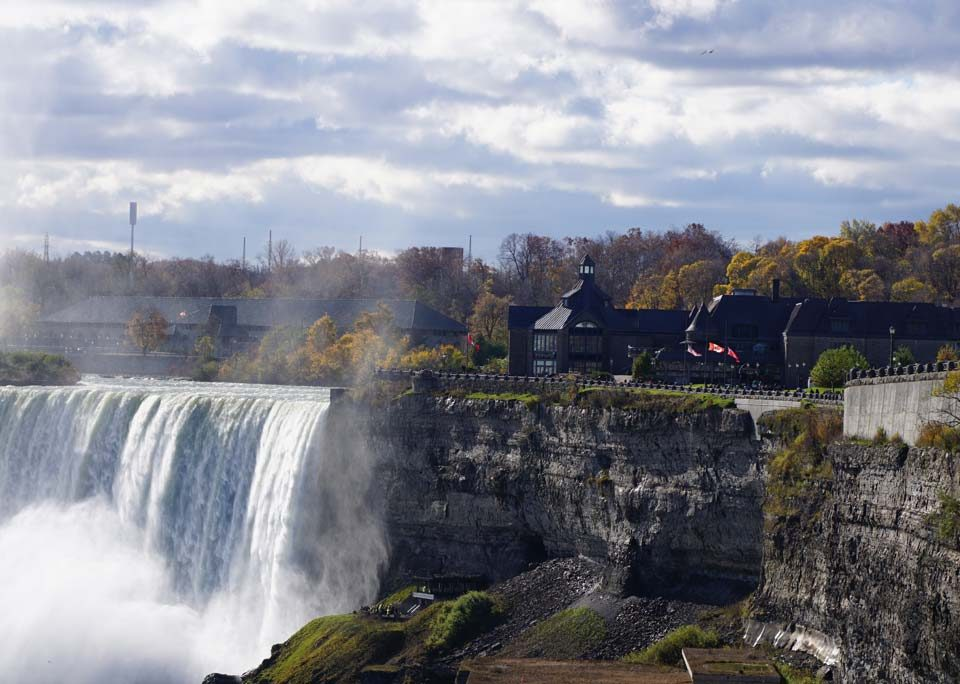 Besseling Mechanical - Table Rock Welcome Centre – Niagara Falls