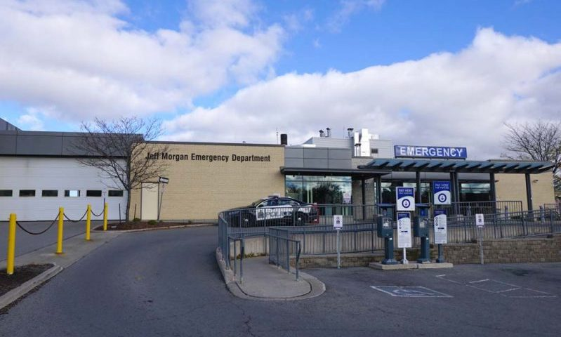 Besseling Mechanical - Greater Niagara General Hospital – Emergency and Ambulatory Renovations and Additions