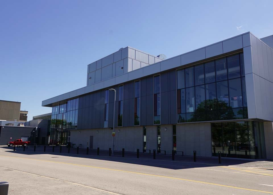 Besseling Mechanical - Mohawk College – Student Recreation Centre
